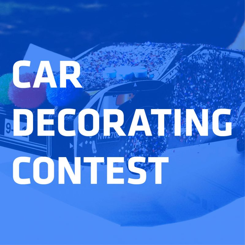 CAR DECORATING CONTEST