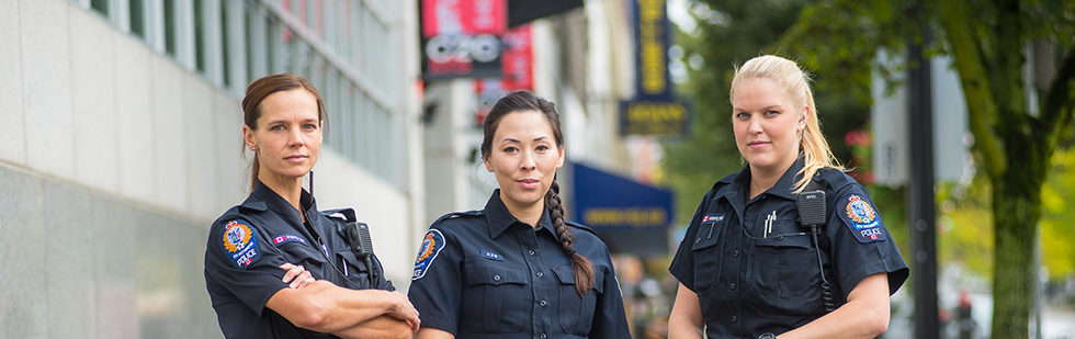 Women in Policing