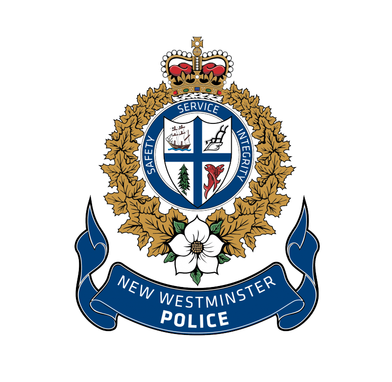 NWPD Crest with ribbon