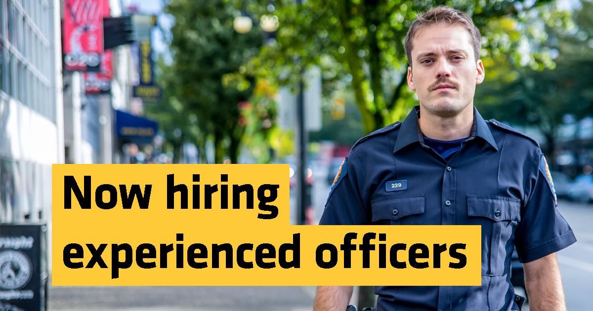 now hiring experienced officers2